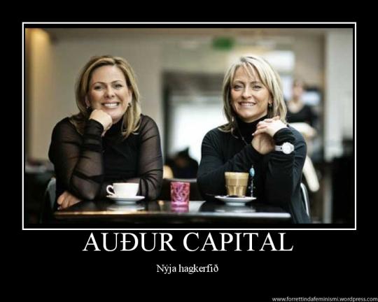 Auður Capital: Nýja hagkerfið